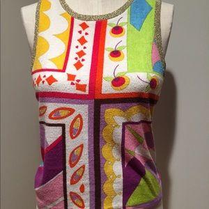 Dolce & Gabbana  sleeveless shirt